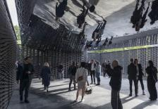 Tour Virtual por el Serpentine Pavilion de Frida Escobedo