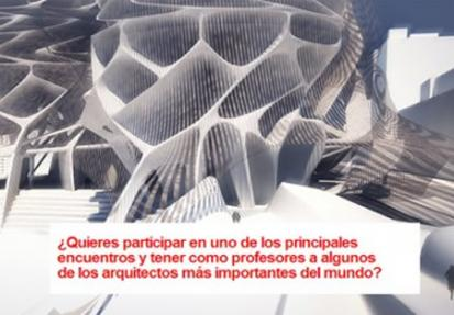 Master Madrid City. International Workshop Architecture.