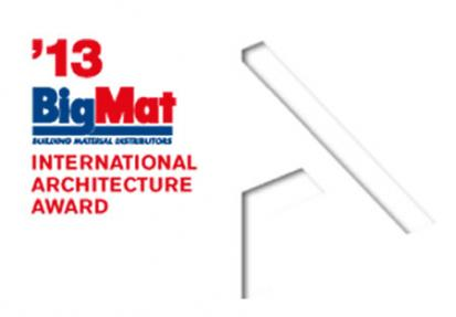 BigMat'13 International ArchitectureAward