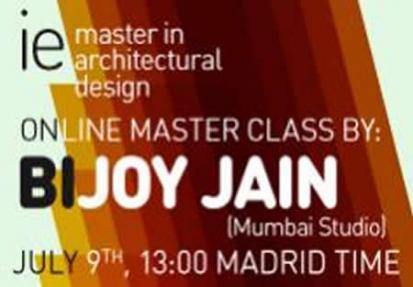 IE master in  architectural  design