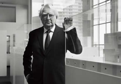 Richard Meier 2013 Architizer A+ Lifetime