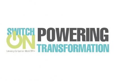 Switch On. Powering Transformation