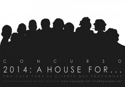 "Concurso de Ideas ""A House for…"" 2014"