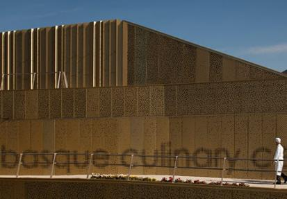 Basque Culinary Center + VAUMM