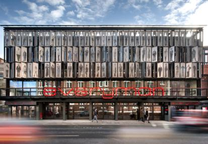 Premio Stirling 2014, Everyman Theatre en Liverpool de Haworth Tompkins