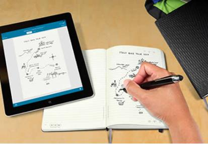 Moleskine Livescribe Notebooks: analógico y digital juntos