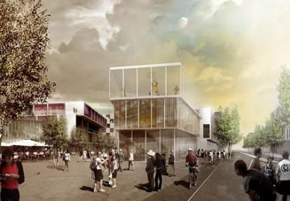 Farum - Los suburbios del futuro en Copenhague por We Architecture