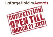 5� edici�n de International LafargeHolcim Awards