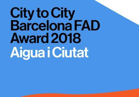 Convocatoria abierta: City to City Barcelona FAD Award 2018