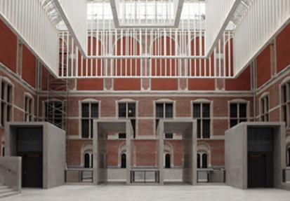 The New Rijksmuseum + Cruz y Ortíz
