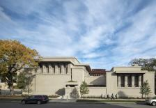 Documental 'Unity Temple: Frank Lloyd Wright's Modern Masterpiece'